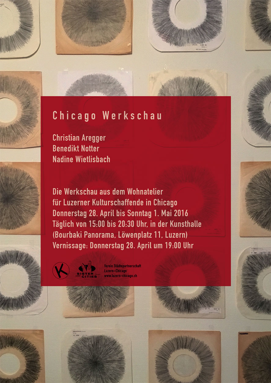 Chicago-Werkschau-Plakat